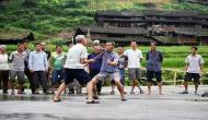 इस गांव का बच्चा भी दे सकता है बड़े से बड़े योद्धा को मात, हर किसी की रग में बसा है कुंग-फू