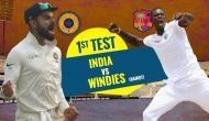 IND vs WI: पृथ्वी-पुजारा और कोहली के बल्ले ने उगली आग, पहले दिन का खेल खत्म 364 रन पर 4 विकेट