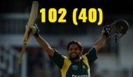 आज ही के दिन शाहिद अफरीदी ने 11 छक्के लगाकर ठोका था वनडे क्रिकेट का सबसे तेज शतक