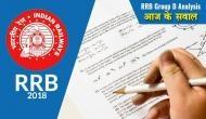RRB Group D Exam: आज की परीक्षा में पूछे गए ये सवाल, जानें GA, मैथ और रीजनिंग के प्रश्न