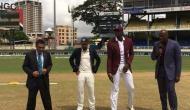 वेस्टइंडीज के खिलाफ पहले टेस्ट मैच में कोहली ने टॉस जीतकर किया बल्लेबाज़ी का फैसला, टीम में किया ये बड़ा बदलाव