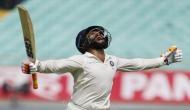 एक बार फिर जडेजा ने बचाई टीम इंडिया की लाज, अर्धशतक लगा टीम को पहुंचाया सम्मानजनक स्कोर तक