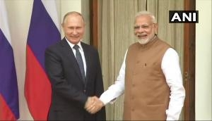 India, Russia sign pact to implement new civil nuclear projects