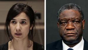 Nobel Prize 2018: Nadia Murad, an ISIS rape survivor and Denis Mukwege win Nobel Peace Prize