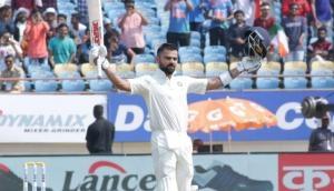 Ind vs WI, 1st Test: Captain Virat Kohli makes hattrick of 1000 runs, a unique record in international cricket