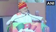 राजस्थान गौरव यात्रा का PM मोदी ने किया समापन, कहा- मैं BJP का छोटा कार्यकर्ता
