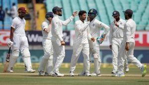 भारत ने वेस्टइंडीज को पारी और 272 रन से हराया, दर्ज की टेस्ट की सबसे बड़ी जीत