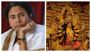 Durga Puja row: SC refuses to stay Bengal govts' order to give Rs 28 crore for Durga Puja; sought detailed affidavit