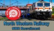 Railway Recruitment 2018: उत्तर पश्चिम रेलवे ने कई पदों पर भर्ती के लिए निकाली वैकेंसी, ऐसे करें अप्लाई