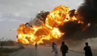 कांगो में तेल के टैंकर में लगी आग, 60 लोगों की मौत, सैकड़ों वाहन जलकर खाक