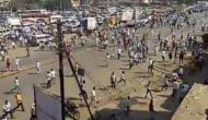 गुजरात: यूपी-बिहार-MP के लोंगों को आधी रात में घरों से निकालकर मार रहे हैं लोग, आपबीती सुनकर कांप जाएगी रूह