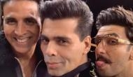 Koffee With Karan 6: Akshay Kumar - Ranveer Singh, Diljit Dosanjh - Badshah, Rajkummar Rao - Shraddha Kapoor at Karan Johar's show in pair