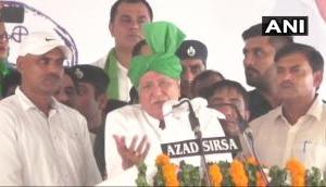 Lok Sabha Election: Former Haryana CM OP Chautala backs Mayawati as PM; says 'will unite opposition for 2019 polls'