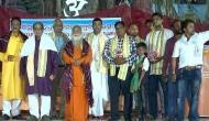 Pilgrims from Pakistan visit Jagannath temple in Puri