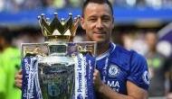 John Terry bids adieu to football
