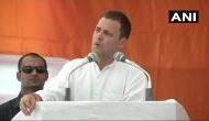 राहुल गांधी का बड़ा आरोप- PM मोदी करते हैं अनिल अंबानी की चौकीदारी