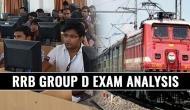 RRB Group D Exam: आज परीक्षा में पूछे गए ये सवाल, जानें GA, मैथ और रीजनिंग के प्रश्न