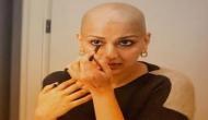 सोनाली बेंद्रे ने कैंसर से लड़ाई का दर्द किया जाहिर, इमोशनल पोस्ट लिख शेयर की फोटो
