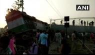 उत्तर प्रदेश में बड़ा रेल हादसा, पटरियों से उतरी नई फरक्का एक्सप्रेस, अब तक 7 की मौत, कई घायल