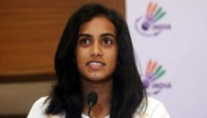 Hope to stay fit and give my best in 2019 says PV Sindhu