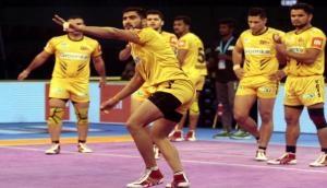 Pro Kabaddi League 2018: तेलगु टाइटंस ने तमिल थलाइवाज को 33-28 से हराकर की विजयी शुरुआत