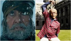 Happy Birthday Amitabh Bachchan: 11 times when Big B surprised us with different looks in films