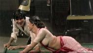 अमिताभ बच्चन के साथ बारिश में डांस करने के बाद रात भर रोई थीं ये हीरोइन, सुबह बिग बी बोले...