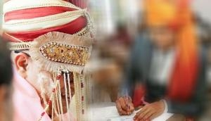 OMG! At least 250 men gave entrance exam to become a bride's groom; what happened next will amuse you!