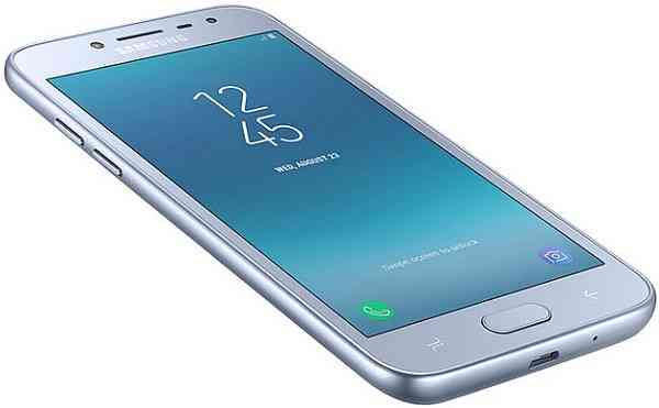 Samsung's first Android Go smartphone, Galaxy J2 Core, scorches the battery test