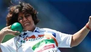 Bronze for Deepa Malik at Asian Para Games