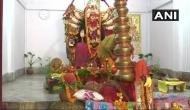 Navaratri 2018: माता रानी को खुश करने के लिए अपने सीने पर स्थापित किए 21 कलश