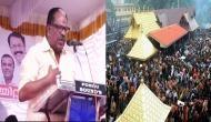 केरल अभिनेता का बयान, सबरीमाला मंदिर में आने वाली महिलाओं के दो टुकड़े कर दिए जाने चाहिए