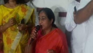 Telangana Congress leader's wife joins BJP, only to return later