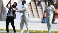 Selfie with Virat Kohli: Another fan breaks security during Test match
