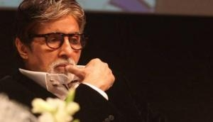Amitabh Bachchan in 'pain', cancels Sunday meet