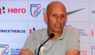 Stephen Constantine hopes India will play better than China
