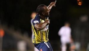 Sprint king Usain Bolt rejects Malta football offer