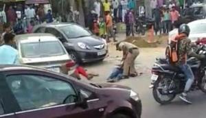 जज की पत्नी और बेटे को पुलिसकर्मी ने बीच सड़क पर मारी गोली, आरोपी गिरफ्तार