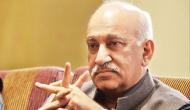 MJ Akbar row: Former minister MJ Akbar denies all 'rape and harassment' charges by US-based journalist; says, 'it was consensual'