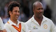 Sachin Tendulkar reveals 'special gift' Lara and West Indies side presented him on retirement