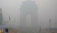 Haze engulfs Delhi as air quality worsens