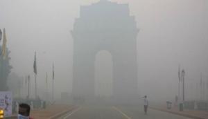 Delhi Smog: After Diwali celebration, air turns hazardous in Delhi; see pics