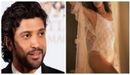 Congratulations! Farhan Akhtar finally reveals whom he is dating and you won't believe who the lucky girl is!
