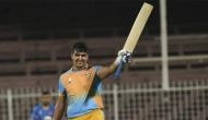 Hazratullah Zazai smashes six sixes in an over during APL