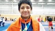 Wrestler Simran wins silver in Youth Olympics