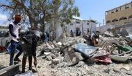 14 dead in Somalia double suicide blasts