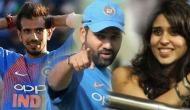 विंडीज के खिलाफ वनडे सिरीज से पहले हुई चहल-रितिका के बीच नोंकझोंक, चहल ने कही ये बड़ी बात!