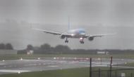 Passenger held for molesting female flight attendant