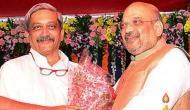 गोवा में BJP सरकार गिराने की फिराक में थी कांग्रेस, लेकिन अमित शाह के दांव से हो गई धराशायी