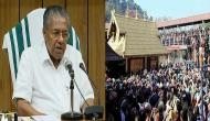 सबरीमाला मंदिर: महिलाओं की एंट्री पर दंगल, राज्य सरकार का रिव्यू पिटीशन दाखिल करने से इनकार